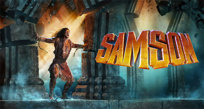 """Samson"" takes the stage at Sight & Sound Theatres, beginning March 12."