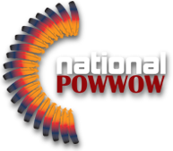 National Powwow logo