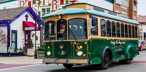 Holiday Trolley