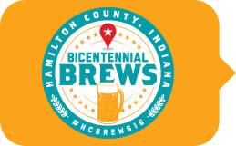 Bicentennial Brews logo blurb