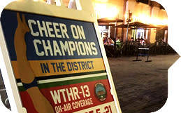 Cheer on Champions
