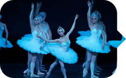Moscow Ballet blurb