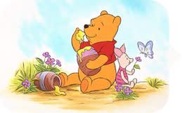 Winnie the Pooh blurb