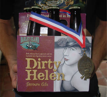 Dirty Helen beers