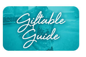 Giftable Guide 2016