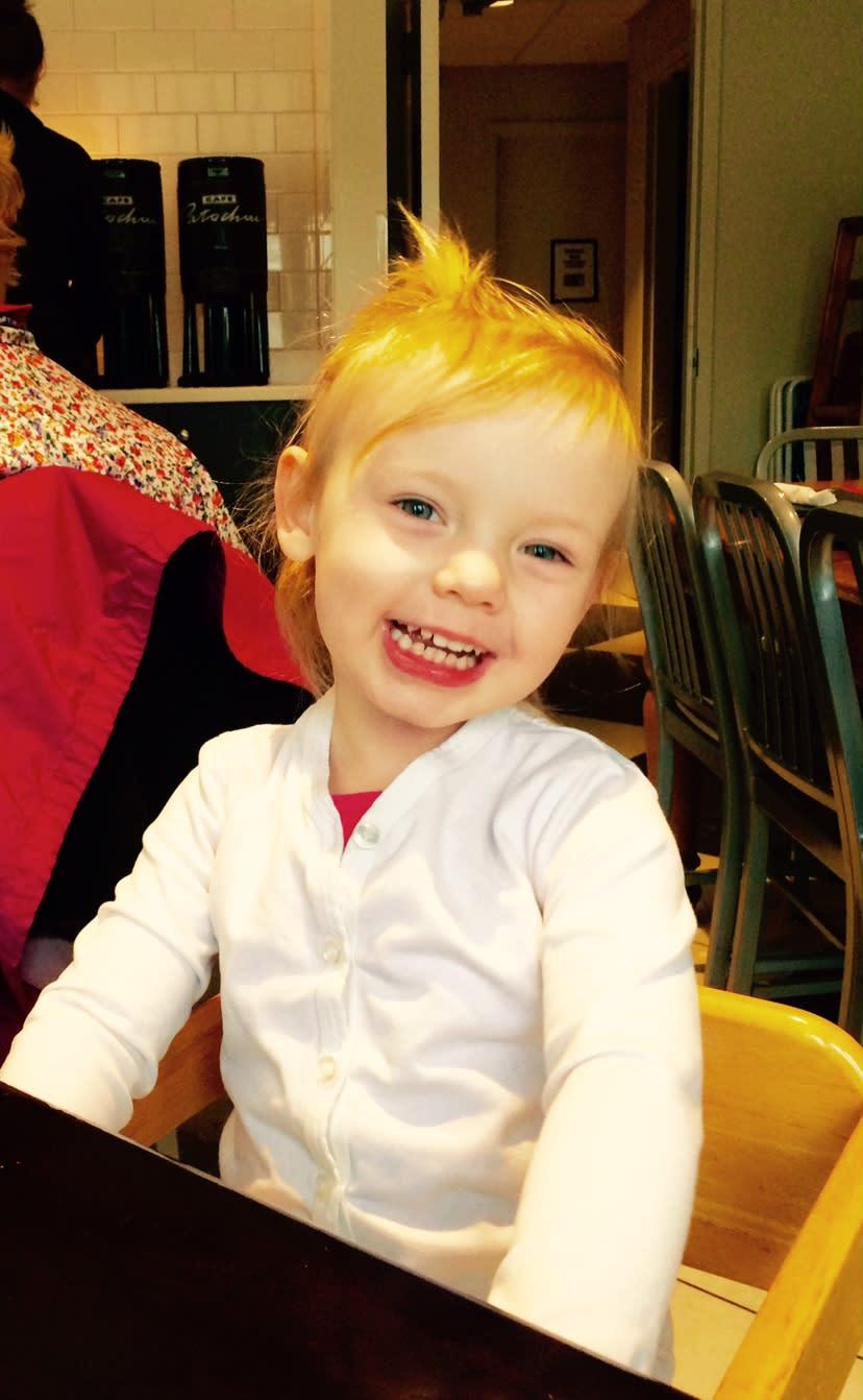 Caroline Kid Blog