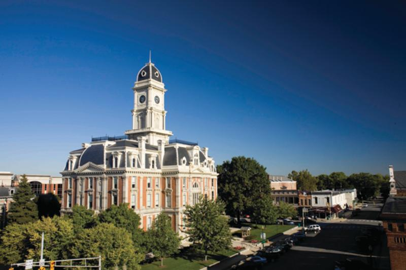 Historic Noblesville Square