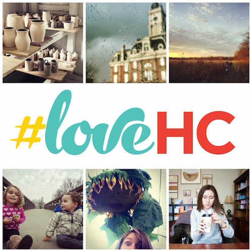 #lovehc collage