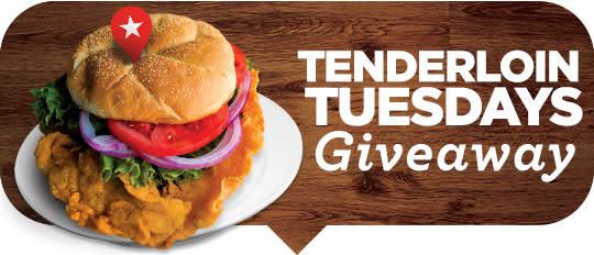 Tenderloin Tuesday