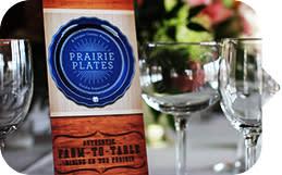 Prairie Plates April