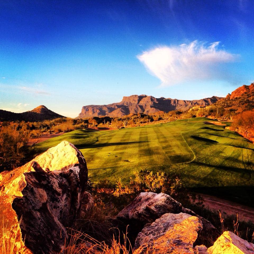 Gold Canyon Golf Course