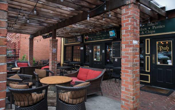 Dunwoody Tavern Patio