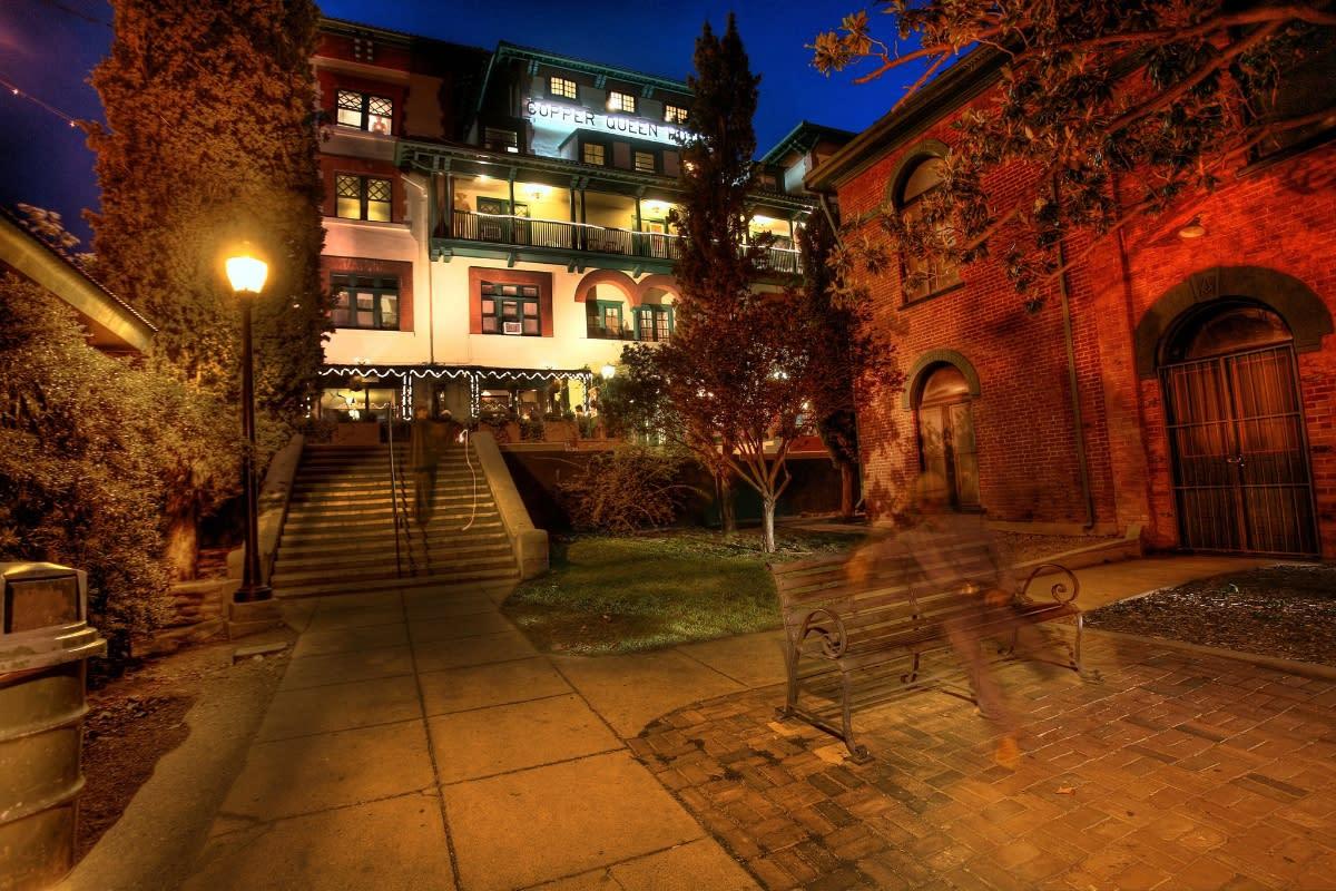 Copper Queen Hotel Bisbee