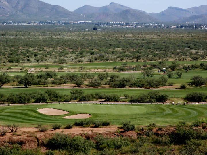 Turquoise Valley golf Bisbee