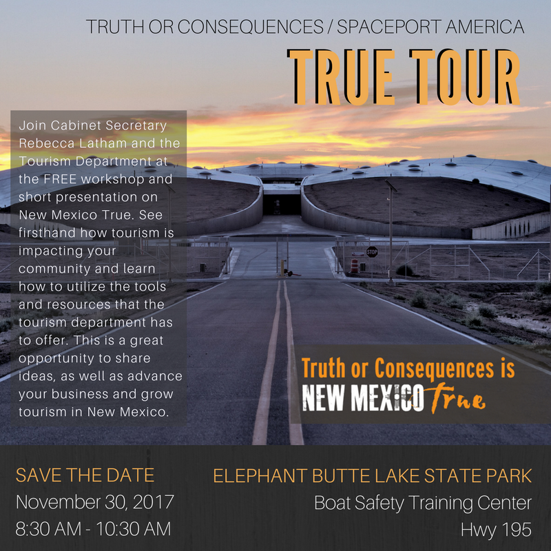 True Tour Invitation -Truth or Consequences