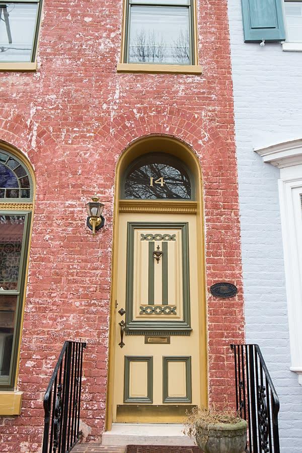 Doors of Frederick