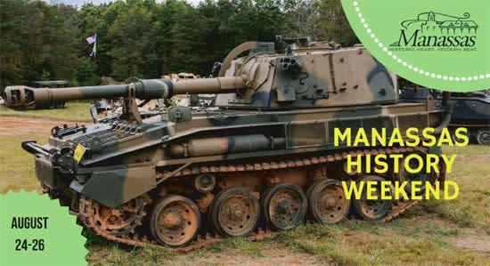 Manassas History Weekend