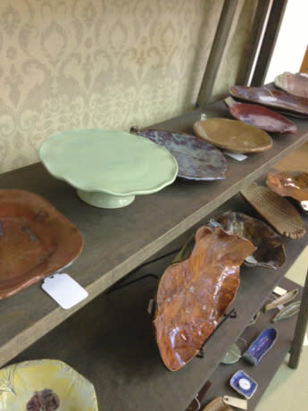 Limits Keep handmade pottery