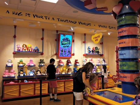 Build A Bear Workshop in Raleigh
