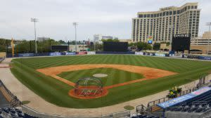 MGM Park, home of the Biloxi Shuckers