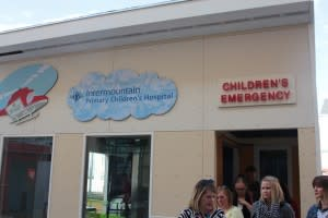 Children's Emergency at Discovery Gateway Museum