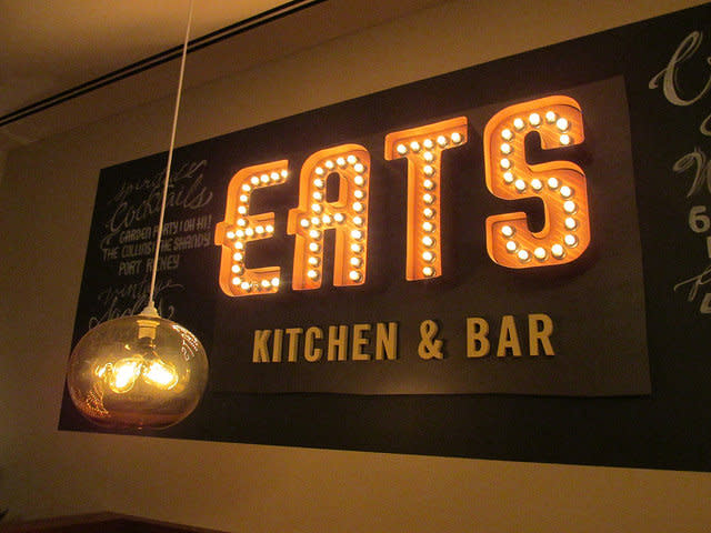 eats kitchen & bar, hotel irvine, orange county