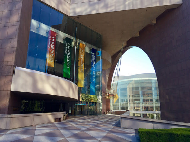 segerstrom center for the arts, costa mesa, orange county