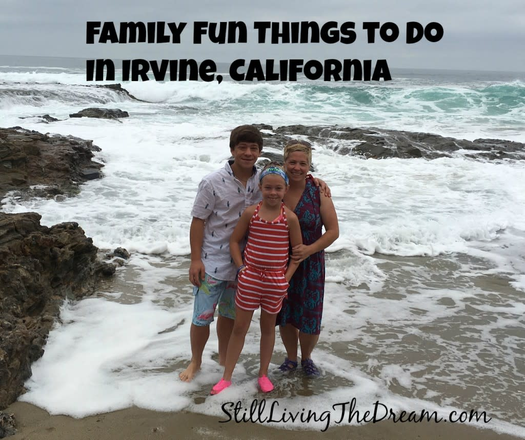 Family Fun Things To Do In Irvine, California
