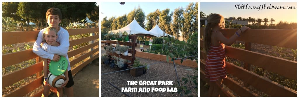 The Great Park Farm and Food Lab