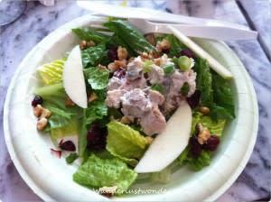 Chicken Salad 300x224 Eating our Way Around Roanoke, Virginia