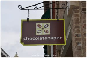 Chocolate paper SignDSC 9562 2012 06 03 at 10 26 45 300x200 Eating our Way Around Roanoke, Virginia