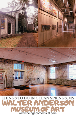 The Walter Anderson Museum | Top Family Friendly Destinations In Ocean Springs, Mississippi