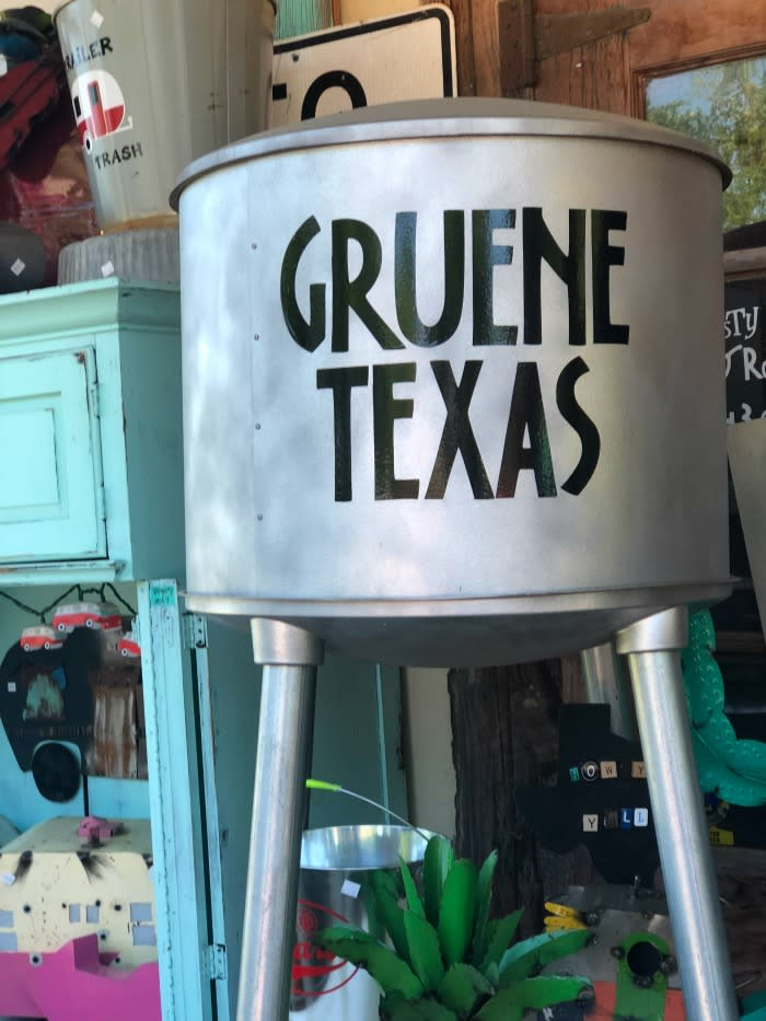 Gruene, Texas - New Braunfels