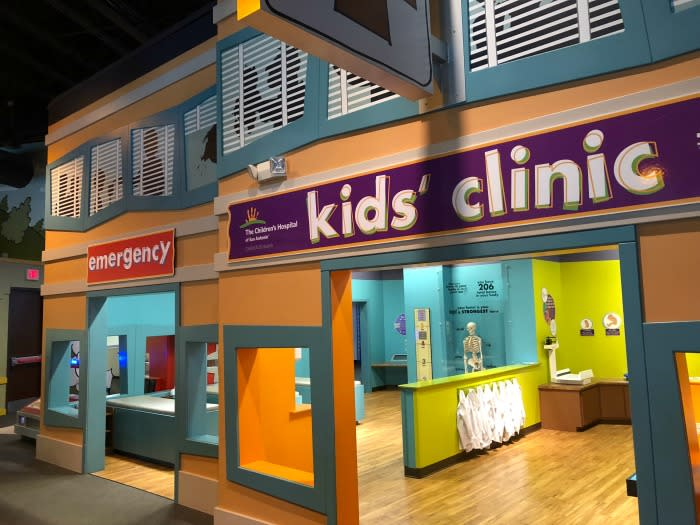McKenna Children's Museum Kids Clinic
