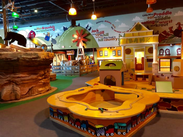 New Braunfels McKenna Children's Museum