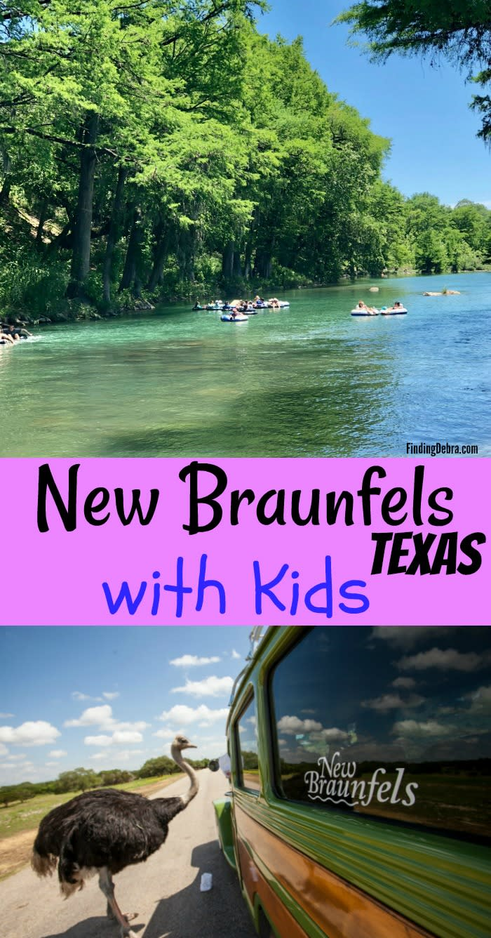 New Braunfels with Kids - Hidden Gems Discovered
