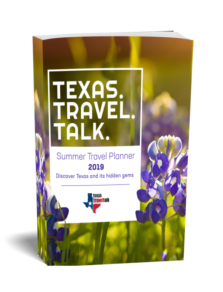 Download the Texas Summer Travel Planner 2019 eBook
