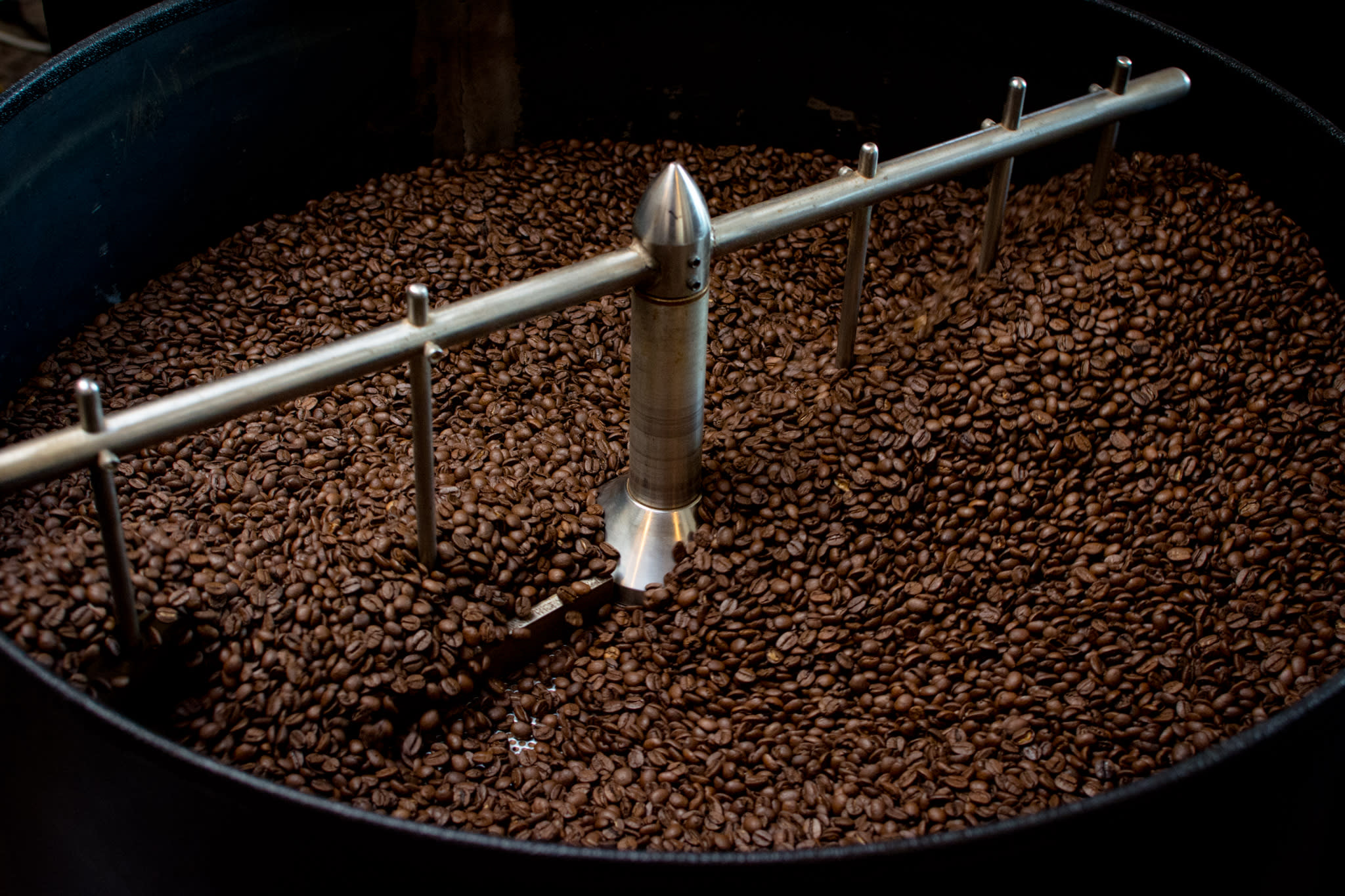 Reve Coffee Beans Roasting