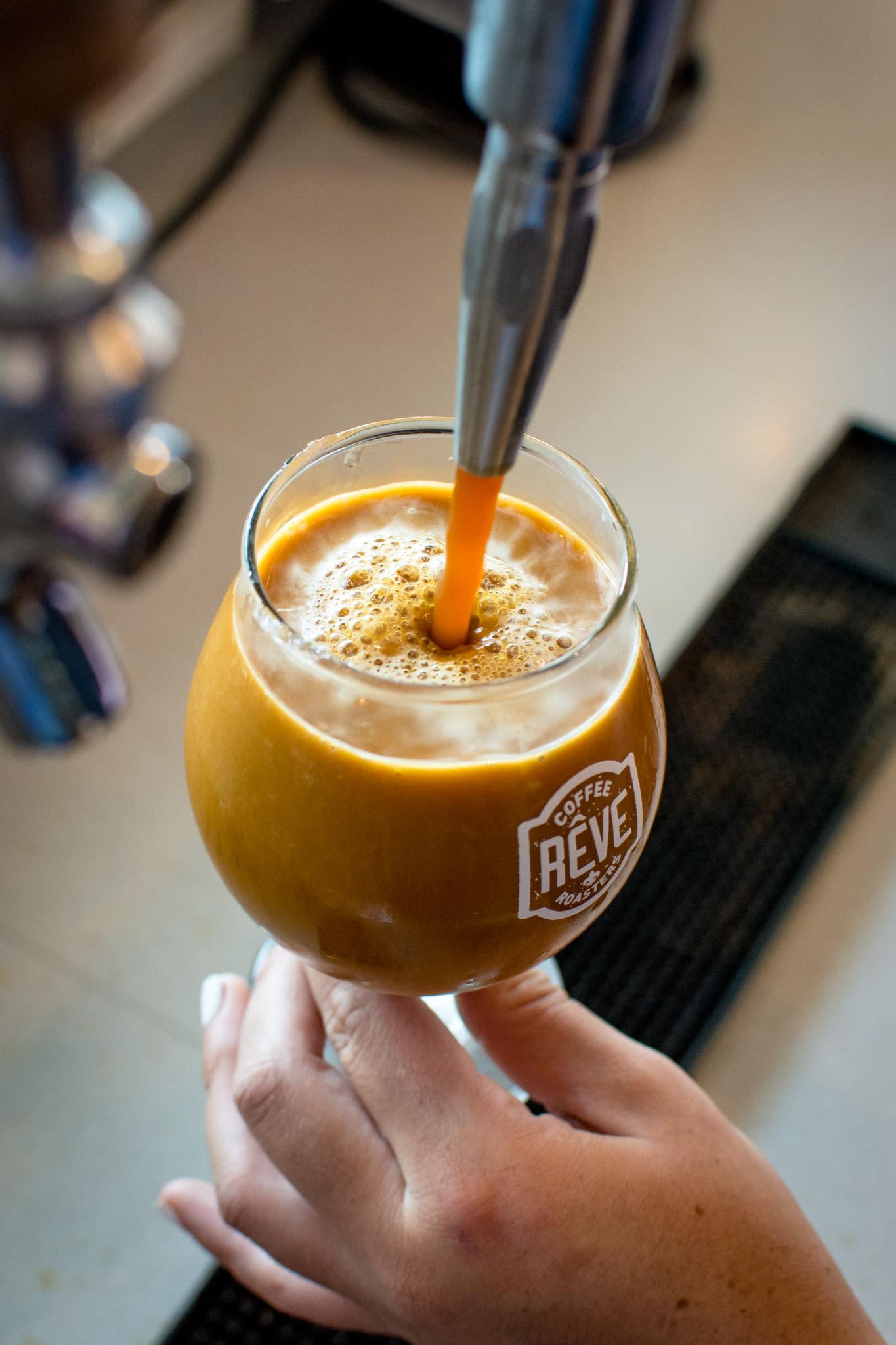Reve Nitro Coffee