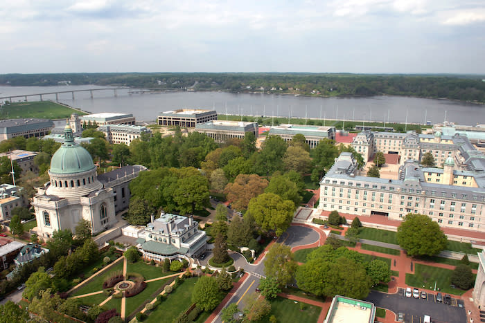 Naval Academy Tours