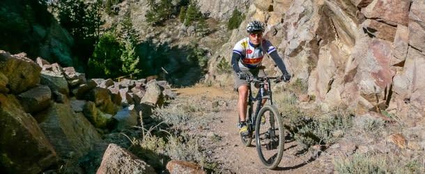 Walker Ranch Mountain Biking