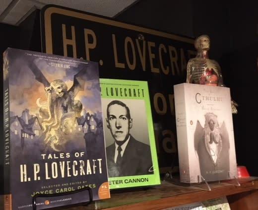 Lovecraft Arts & Sciences-Providence