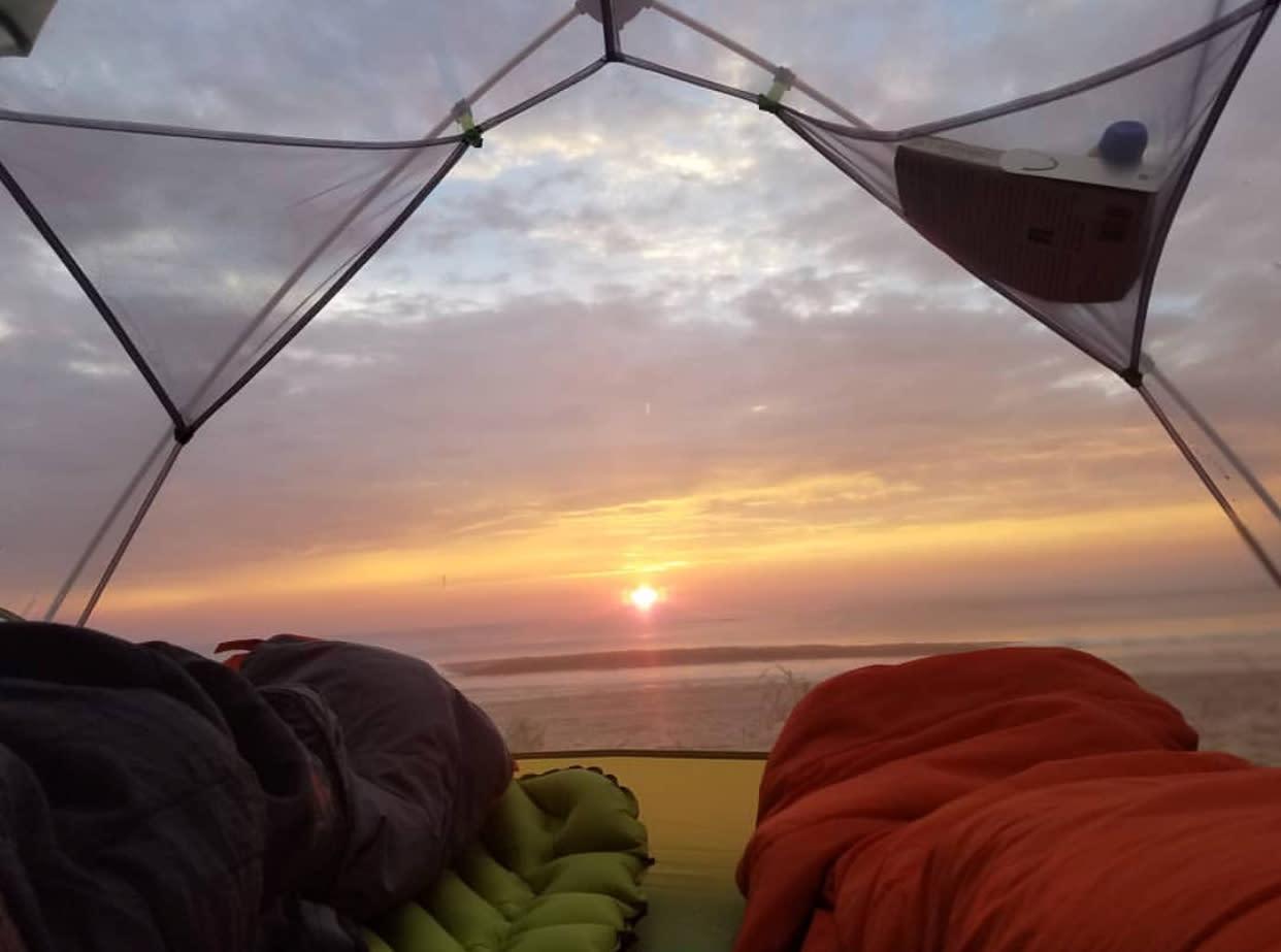 False Cape Camping