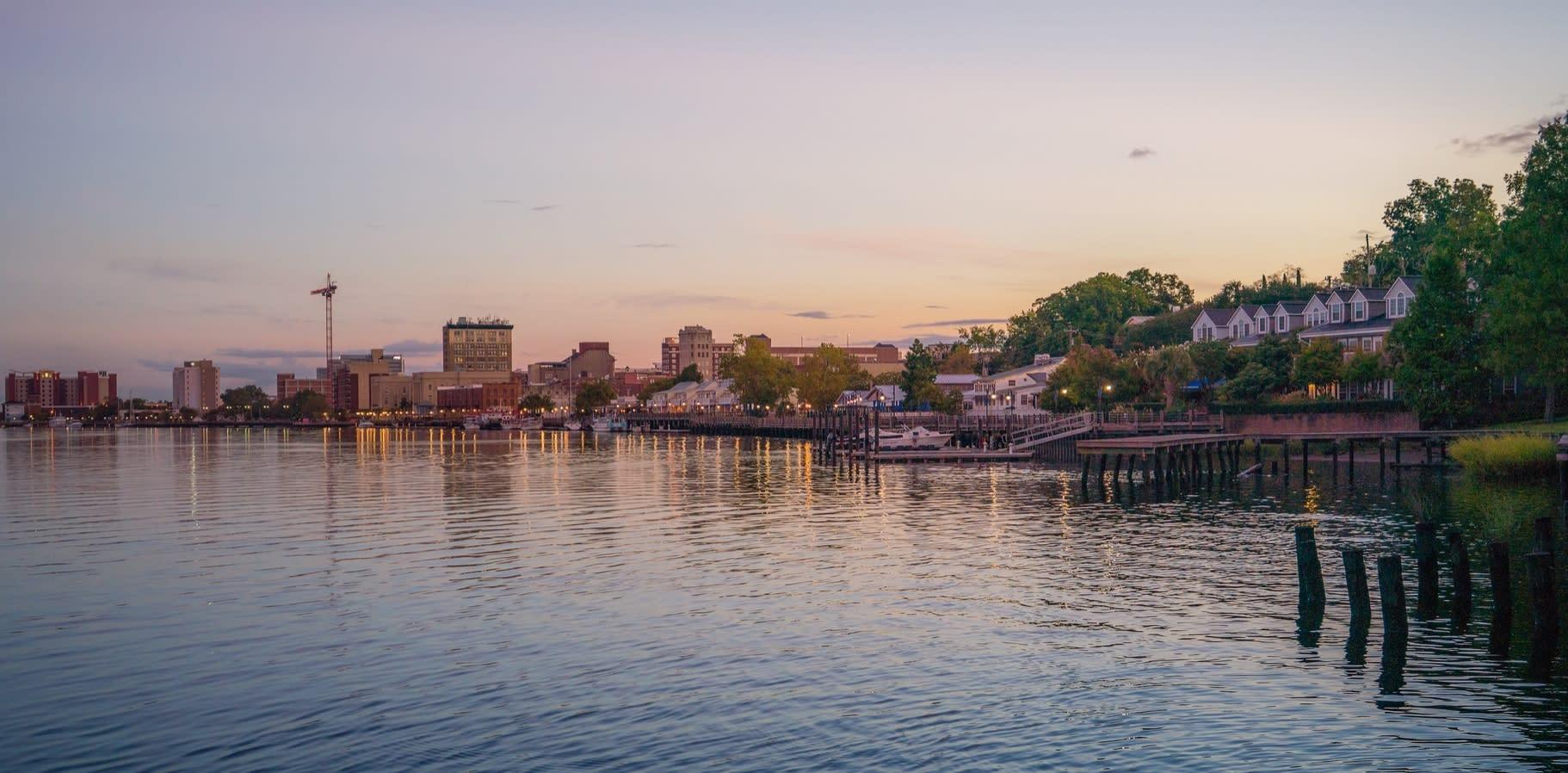 Copy of DRT Wilmington Skyline