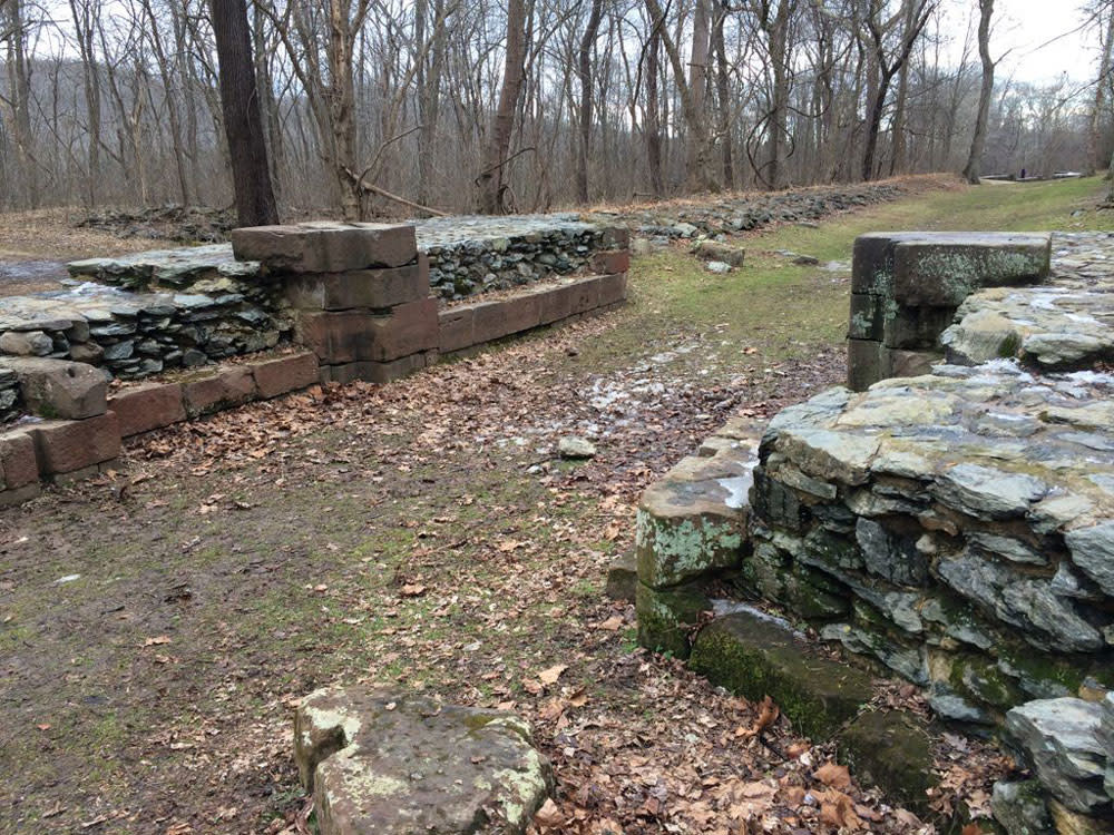Potowmack Canal ruins