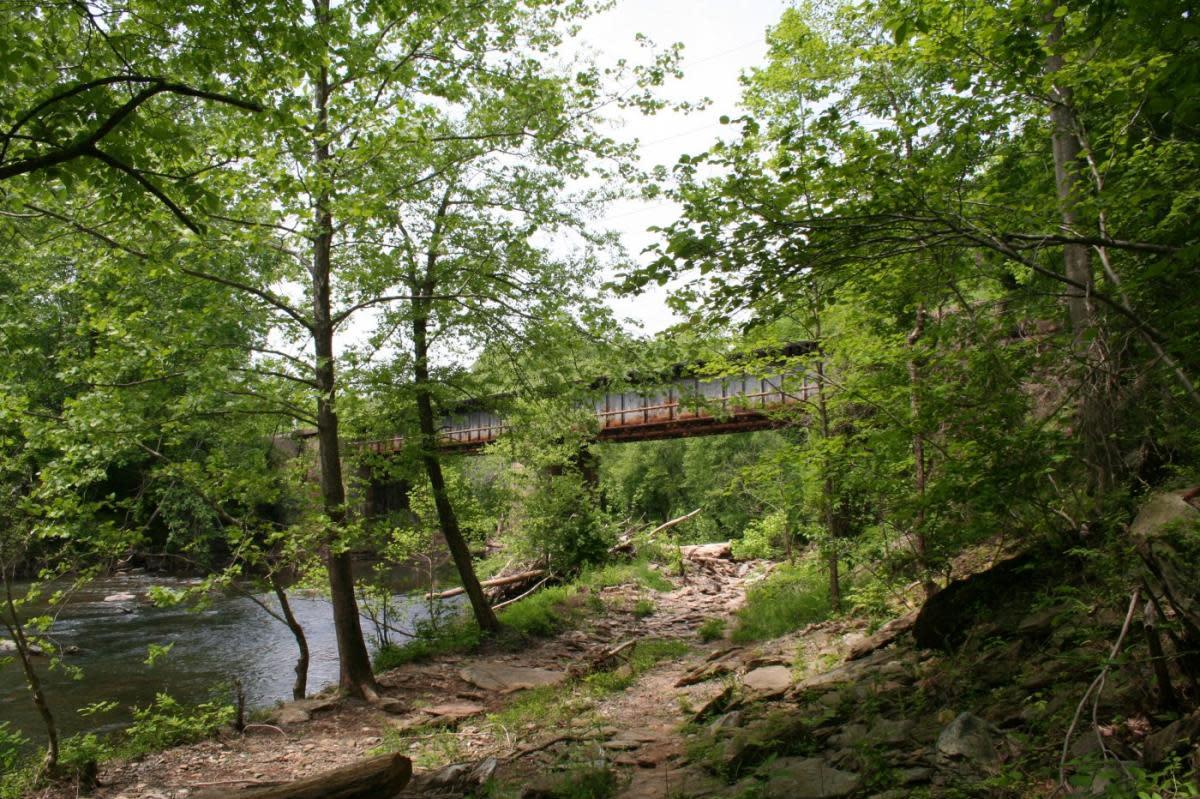 Bull Run Occoquan Trail