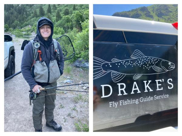Drakes Fly Fishing Guide Services Provo Utah