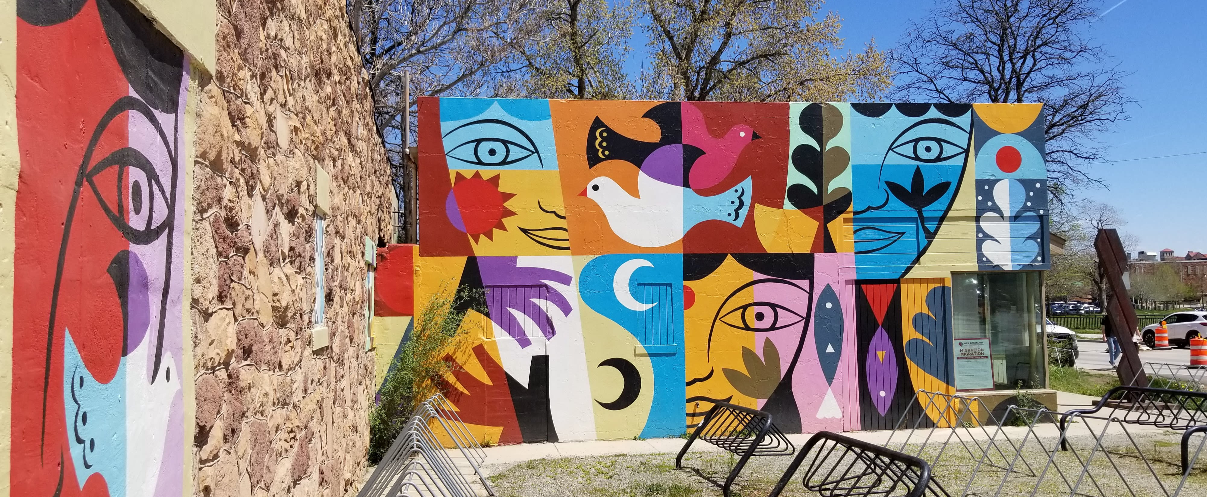 Migration Mural