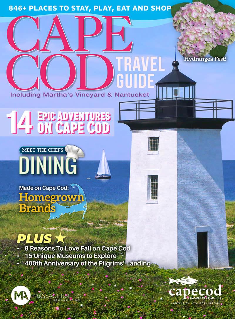 2020 Cape Cod Travel Guide