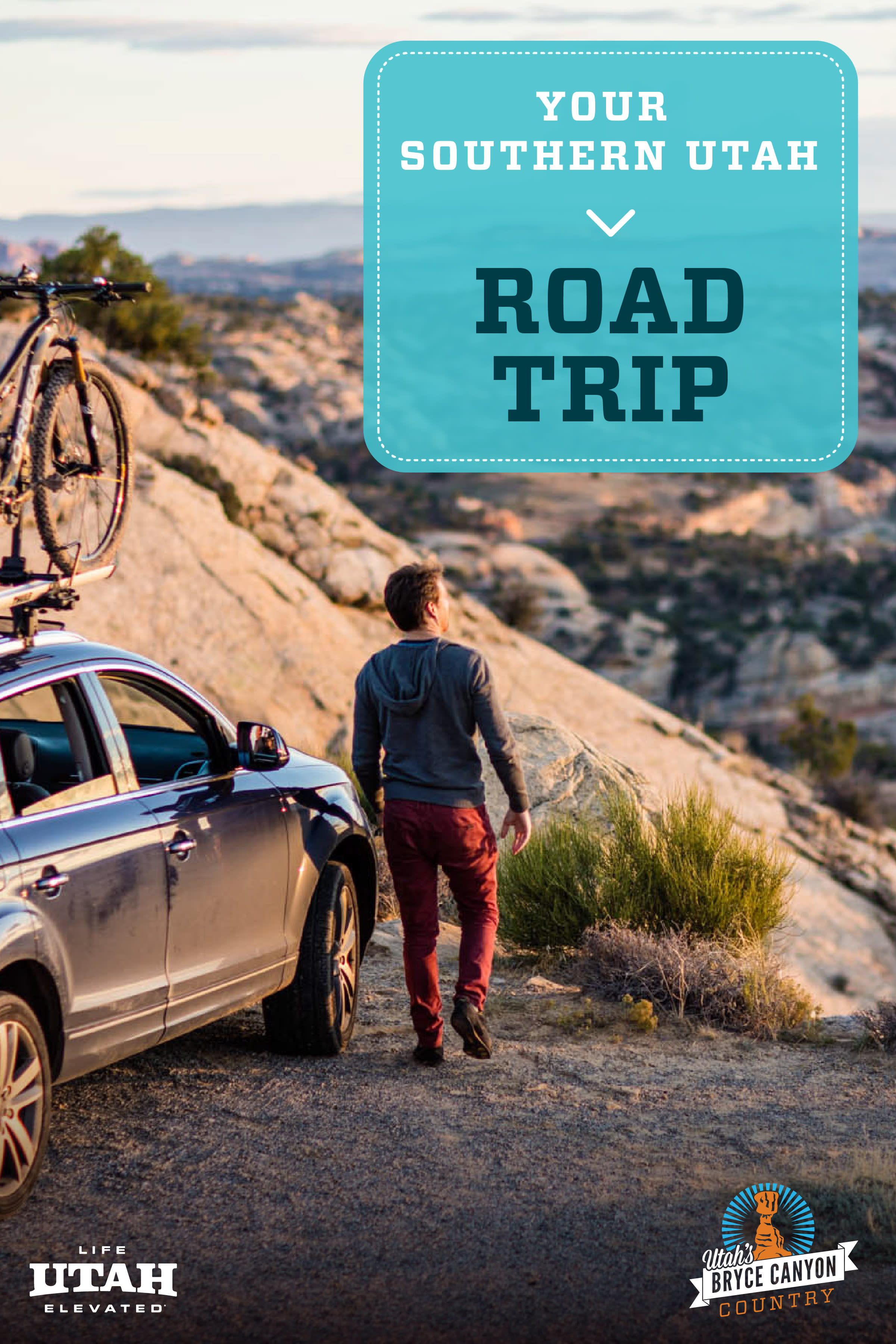 This year, it's time for your Southern Utah road trip through Bryce Canyon Country. Take the best scenic byways including Utah's Patchwork Parkway, Utah's Heritage Highways and the All-American Road, National Scenic Byway 12.